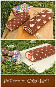 134 best cake rolls images on pinterest desserts cake rolls and