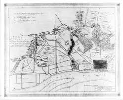 Savannah Georgia Map On This Day In History December 29 1778