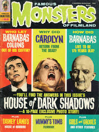 famous halloween monsters the collinsport historical society famous monsters enters house