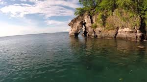 Sea Cliff Cottages Dominica by Secret Bay Secret Beach Dominica West Indies Caribbean Youtube