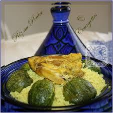 overblog cuisine marocaine riz au poulet et courgettes rondes cuisine marocaine cuisine