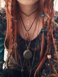 long hair equals hippie hippie boho red head red hair my face bohemian crystal my