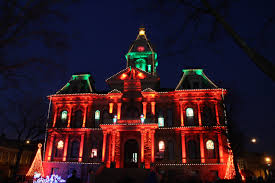christmas light shows in michigan ohio s best christmas lights displays ohio travels