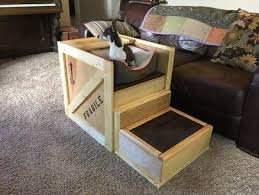 Shipping Crate Coffee Table - shipping crate dog bed by ppworkshop lumberjocks com