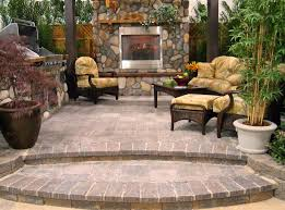 Backyard Patios With Fire Pits Patio Fire Pit Ideas Patio Traditional With Affordable Landscapes