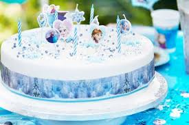 frozen birthday cake easy frozen birthday cake netmums