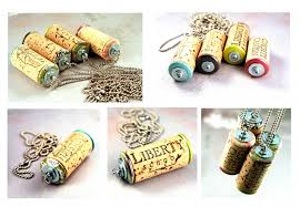 Handicraft Ideas Home Decorating Crafting With Corks Cork Wine And Creative