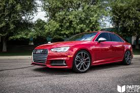 audi a4 wheel spacers audi b9 s4 h r springs and spacer installation parts