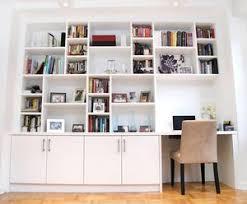 Bookshelves And Desk Built In by Custom Bookshelves Nyc Brooklyn Built In Shelving U2014 Urban Homecraft