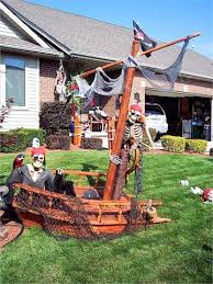 Pirate Decoration Ideas Best 25 Pirate Halloween Decorations Ideas On Pinterest Diy