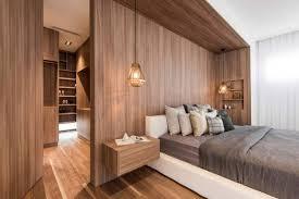 lambris mural chambre decoration meubles bois modernes lambris mural chambre coucher