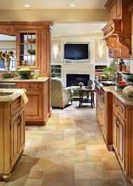 Kitchen Floor Ideas Pictures Kitchen Floor Tile Patterns Kitchen Eclectic With Banquette Beige