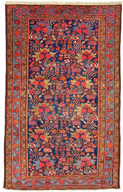 Old Persian Rug by Old Persian Azerbaijani Zanjan Rug