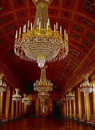 Ballroom Chandelier Chandelier Compiègne Royal Palace Ballroom Pixcove
