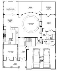 mission floor plans house plans capture the essence of the mediterranean