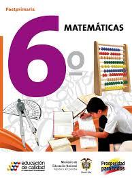 colombia libro de lectura grado 6 calaméo matematicas grado 6