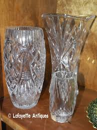 crystal home decor crystal vase archives lafayette antiques u0026 home decor
