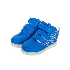 led light up shoes buy generic light blue led light up shoes with wings best price