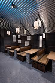 Warehouse Interior Industrial Interior Design This Restaurant And Bar Goes For A
