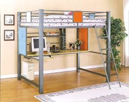 Loft Bed With Desk And Futon Loft Beds Twin Loft Bed With Workstation Beauty Bunk Desk Beds