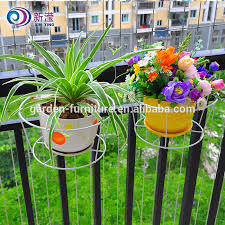Metal Window Boxes For Plants - xy1101 home decor wrought iron wall hanging flower plant pot metal