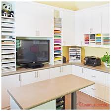 Room With Desk 953 Best Craft Room Ideas Images On Pinterest Craft Space Craft