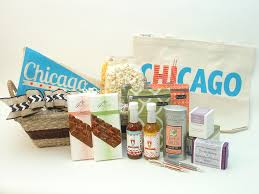 chicago gift baskets thoughtful presence lines up local artists for custom chicago gift