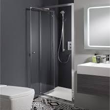 Infold Shower Doors Simpsons Edge 760mm Infold Shower Door Eidsc0760 Eidsc0760