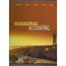 free test bank for managerial accounting 9th canadian edition by