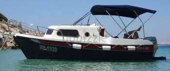 cabin fisher dubizzle dubai outboard dayboat brand new 2018 cabin