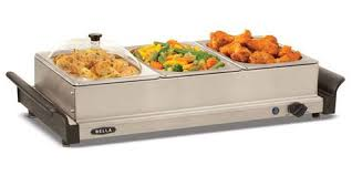 Buffet Server With Warming Tray by 10 Entertaining Essentials Under 50 Inexpensive Holiday