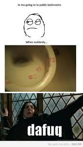Public Bathroom Meme - image 290848 dafuq know your meme