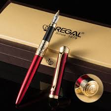amazon com regal dragon u0026 phoenix collection fountain pen red