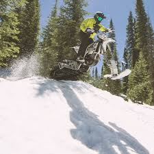 snow motocross bike camso releases 2018 snow bike kit american snowmobiler magazine