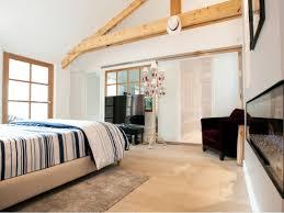 aménager une chambre sous les toits combles hauteur sous