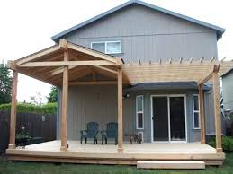 patio inexpensive patio cover kits 25 best covered patios ideas