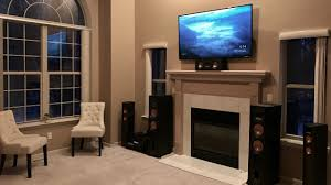klipsch reference home theater system 7 speaker klipsch home theater review youtube