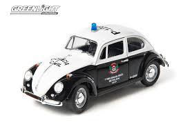 volkswagen beetle white 12853 1 18 1967 vw beetle sao paulo brazil policia civil kombi