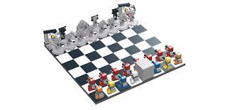 ldd doctor who chess set by ihave2muchfreetime on deviantart
