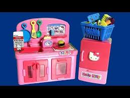 play doh kitty mini kitchen preschool shopkins ハロー