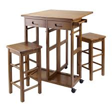 drop leaf table with folding chairs stored inside drop leaf table with folding chairs stored inside convertible dining