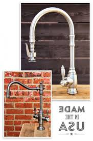 usa made kitchen faucets waterstone made in america american made kitchen faucets