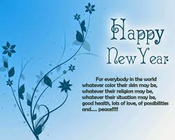 merry and happy new year greetings wallpaper happy new