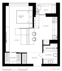 studio apt floor plan designs by style 4 bright studio apartments with creative bedroom