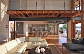 garage living space living room garage door coma frique studio 4b3c63d1776b