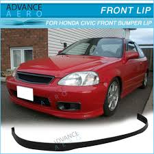 honda civic 2000 parts and accessories for 1999 2000 honda civic ek oe factory si style pu poly urethane
