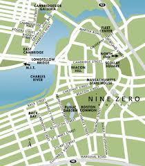 boston tourist map central boston tourist map boston mappery