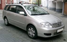 toyota corolla verso 2003 toyota corolla verso 2 generation verso minivan images specs
