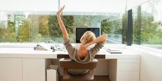 Deep Office Desk 5 Office Yoga Poses That Won U0027t Freak Out Your Coworkers Huffpost