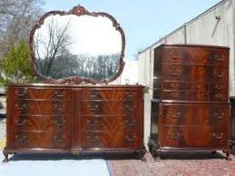 Solid Mahogany Bedroom Furniture by Antique Mahogany Bedroom Furniture Vintage Mahogany Bedroom Set By